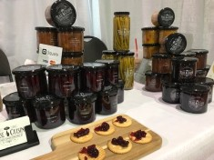 Beets & Samples of our Cranberry Horseradish Chutney!